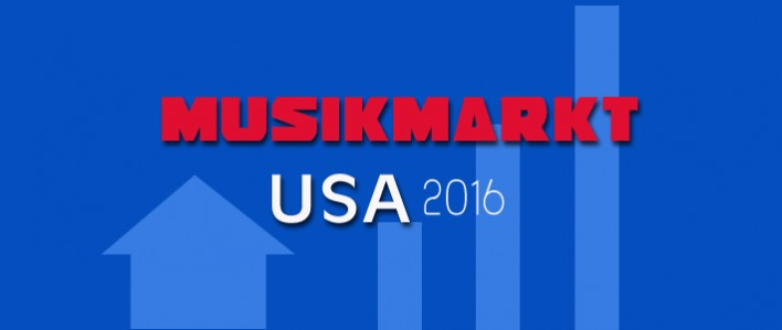 Musikmarkt USA 2016: es wächst! R&B HipHop Boom!