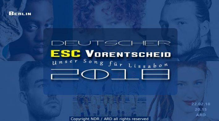 ESC 2018 Vorentscheid: Showkampf mit ZDF & Co