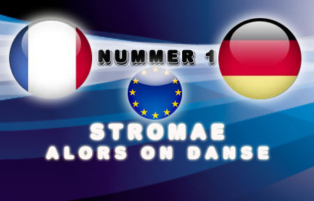 deutsche-französische Nummer 1 von Stromae