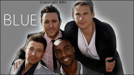 Blue / Eurovisionsteilnehmer 2011 für England