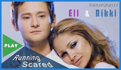 hier clicken für das offizielle Video zu running Scared von Ell & Nikki