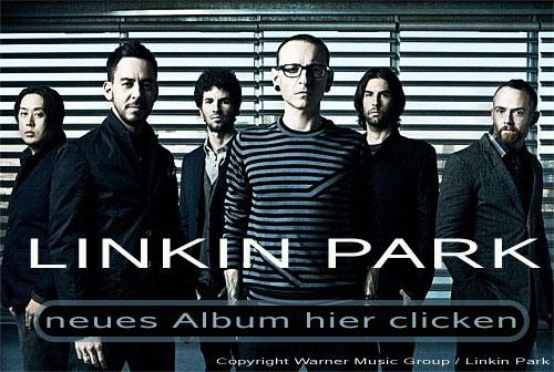 Linkin Park mit neuem Album Living Things - jetzt informieren