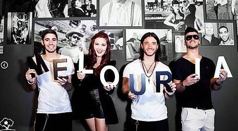 Die Pro 7 Popstars 2012 Sieger Melouria