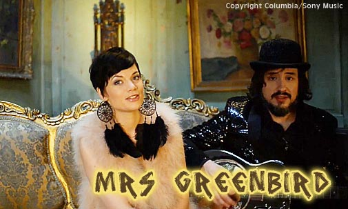 Mrs Greenbird 2017
