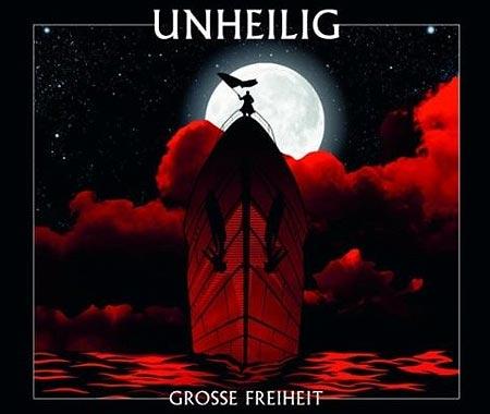 Cover Grosse Freiheit Album Unheilig
