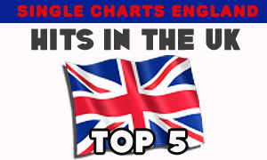 Single Top 5 Charts England