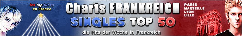 Charts Frankreich